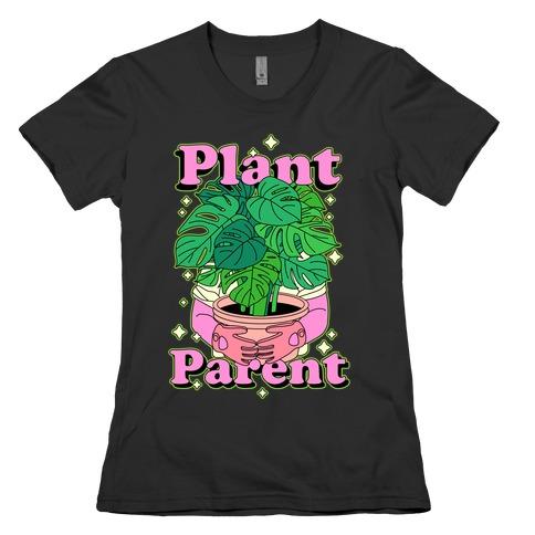 Plant Parent Womens T-Shirt