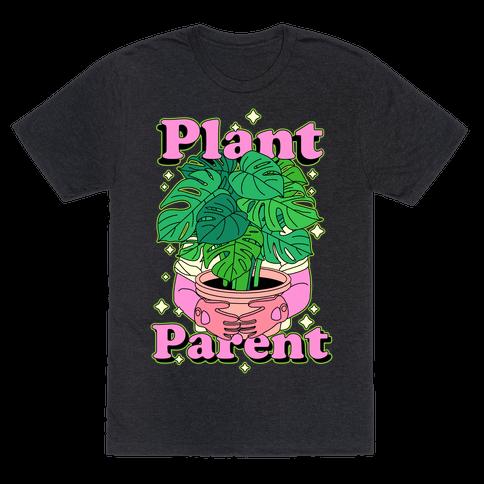 Plant Parent Mens/Unisex T-Shirt