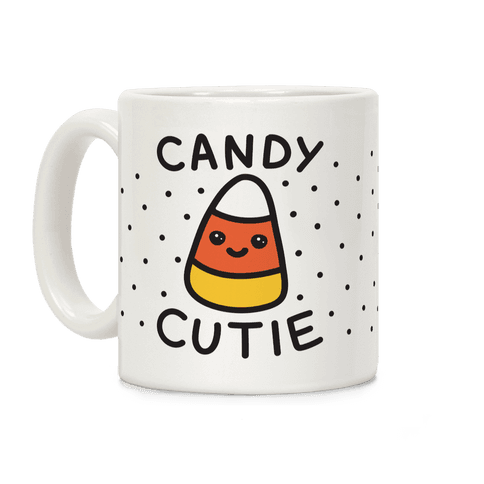 Candy Cutie Candy Corn Coffee Mug