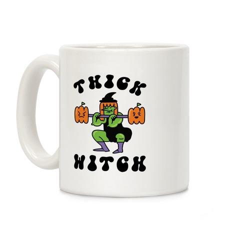 Thick Witch (Workout Witch) Coffee Mug