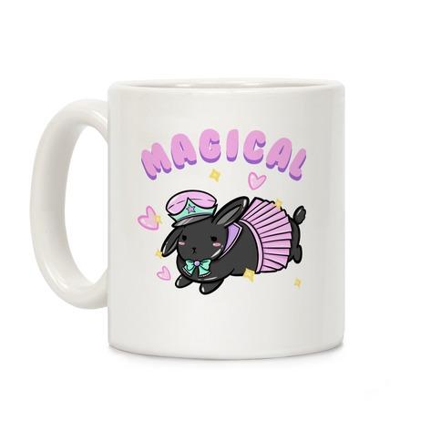 Magical Bunny Coffee Mug