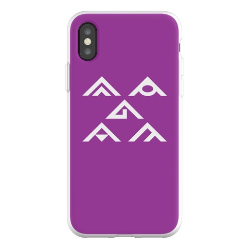 Cauldron Signs Phone Flexi-Case
