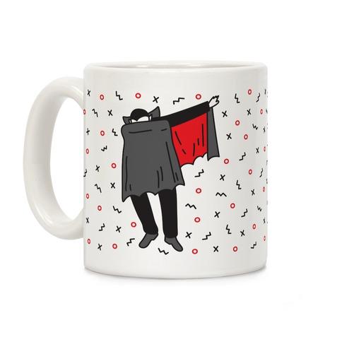 Dabbing Dracula Coffee Mug