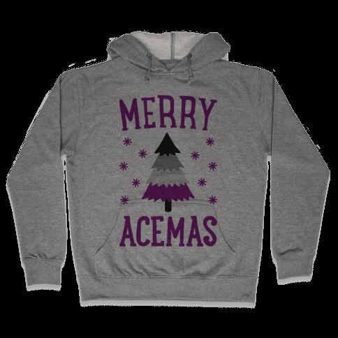 Merry Acemas Hooded Sweatshirt