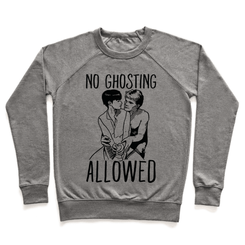 No Ghosting Allowed Pullover