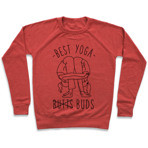 Best Yoga Buds Pullover