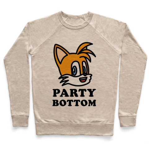 Party Bottom Pullover