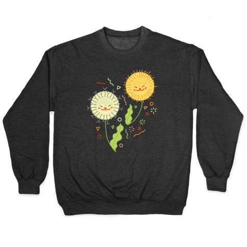 Dandy Lions Pullover