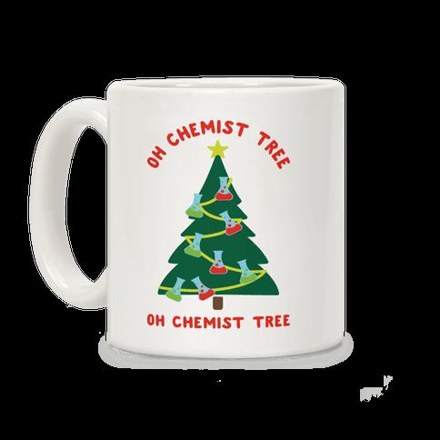 Oh Chemist tree Oh Chemist tree Coffee Mug