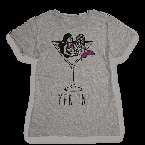 Mertini Womens T-Shirt