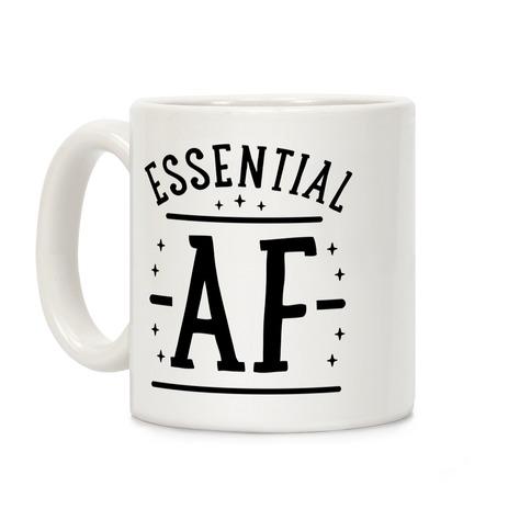 Essential AF Coffee Mug