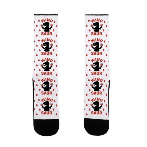 Winosaur Sock