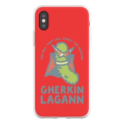 Gherkin Lagann Phone Flexi-Case