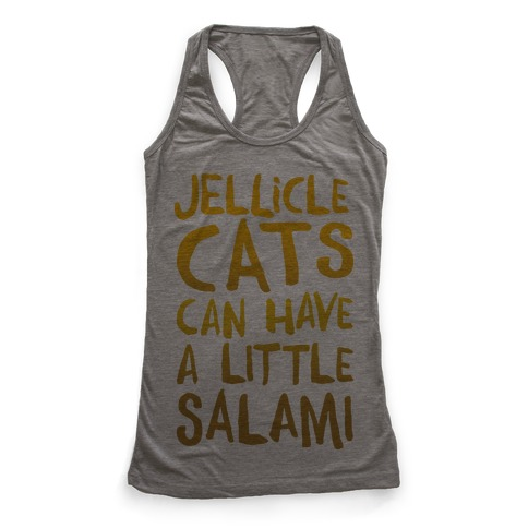 Jellicle Cats Can Have A Little Salami Parody