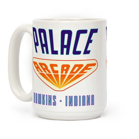 Palace Arcade  Coffee Mug