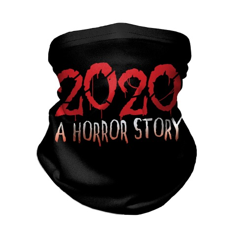 2020 A Horror Story Neck Gaiter