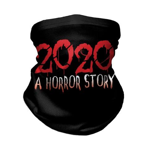 2020 A Horror Story Neck Gaiter