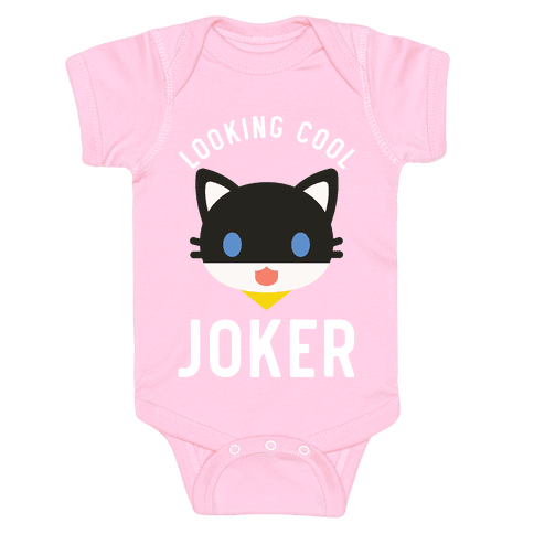 Looking Cool Joker Baby Onesy