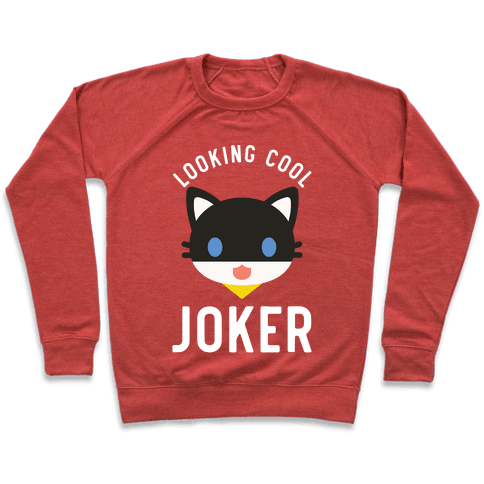 Looking Cool Joker Pullover