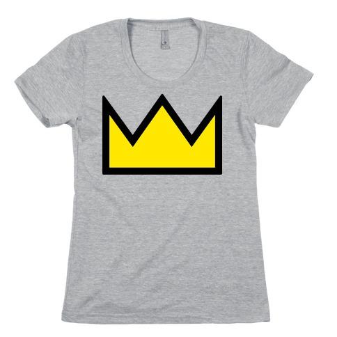 Betty's Crown Sweater Womens T-Shirt