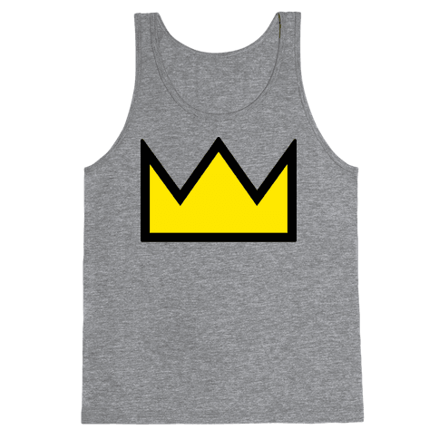 Betty's Crown Sweater Tank Top