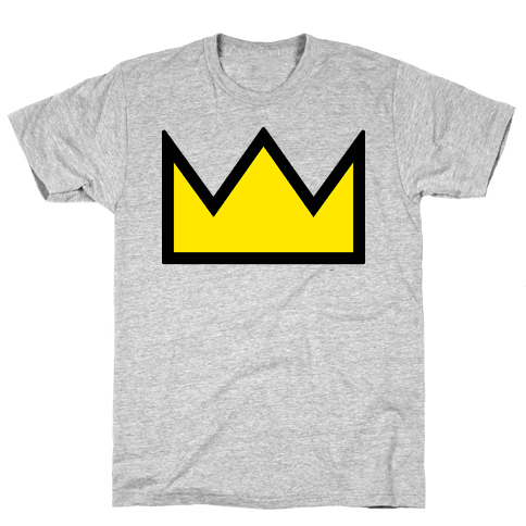 Betty's Crown Sweater Mens T-Shirt