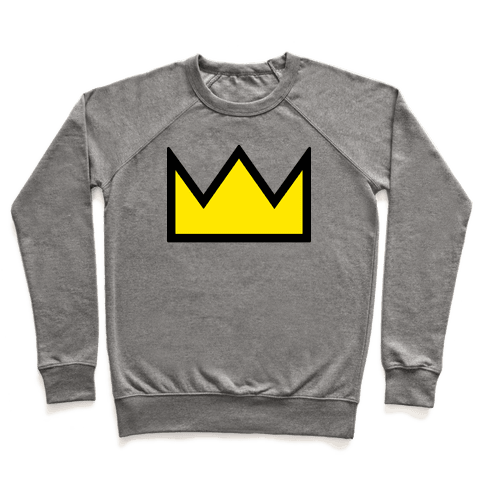 Betty's Crown Sweater Pullover