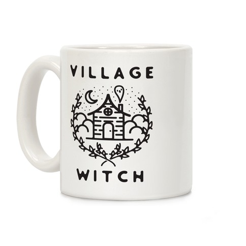 Village Witch Coffee Mug