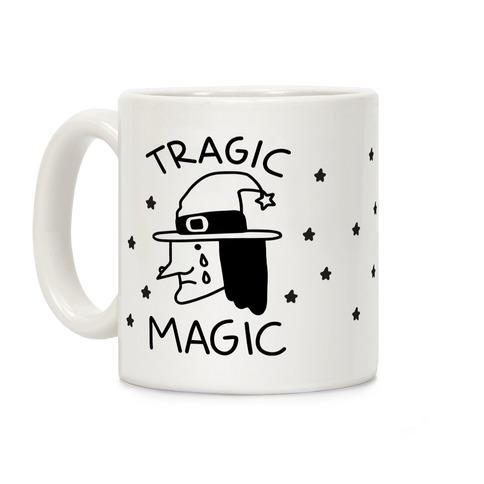 Tragic Magic Coffee Mug