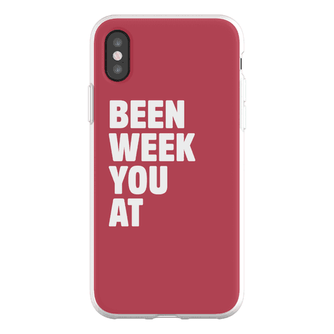 One Week Pair 2 Phone Flexi-Case