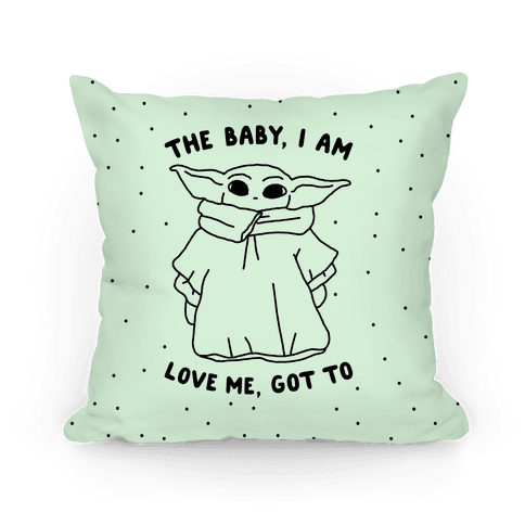 The Baby, I Am Pillow