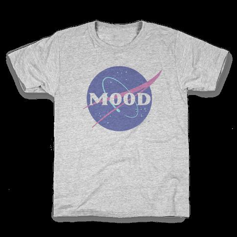 MOOD NASA Parody Kids T-Shirt