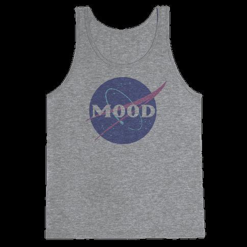 MOOD NASA Parody Tank Top