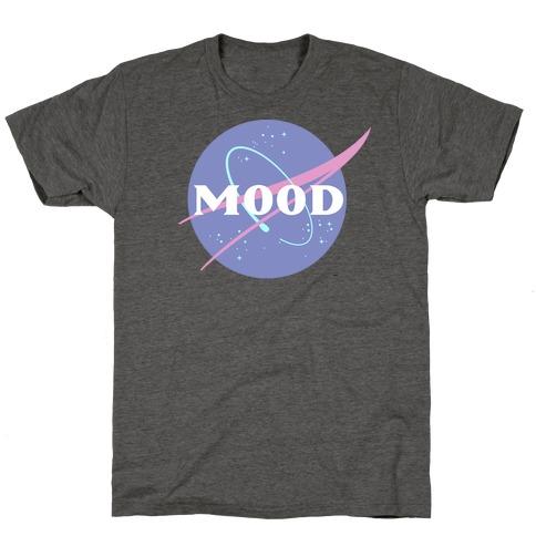 MOOD NASA Parody T-Shirt