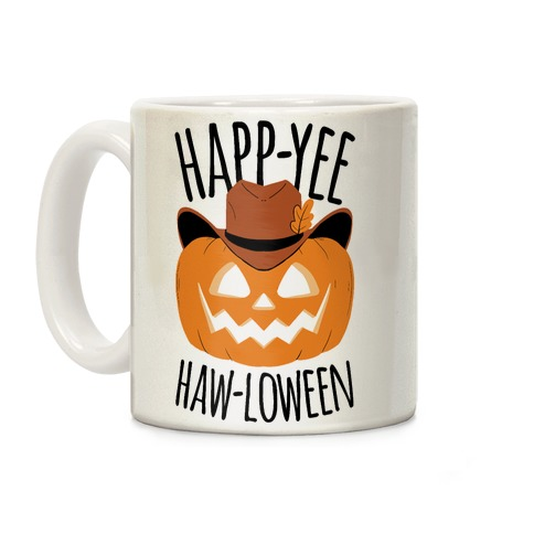 Happ-YEE HAW-loween Coffee Mug