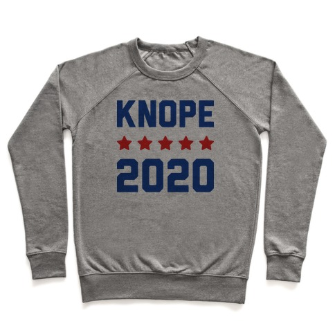 Knope 2020 Pullover