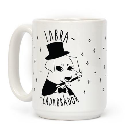 LABRACADABRADOR Coffee Mug