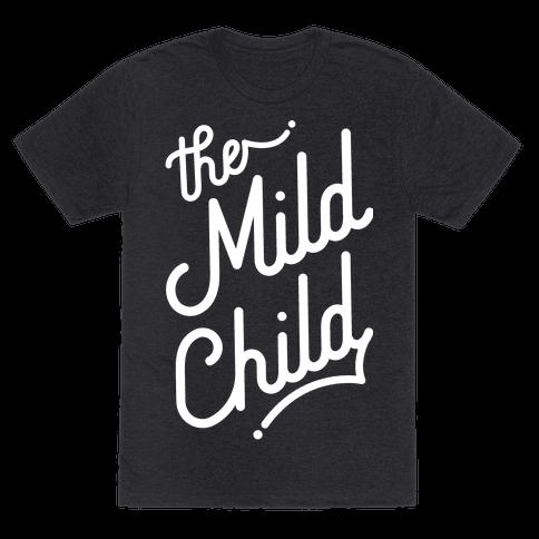 The Mild Child White