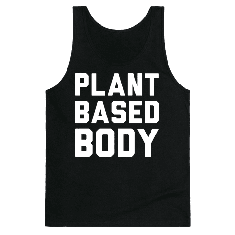 Plant Based Body Tank Top