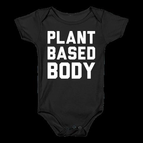 Plant Based Body Baby Onesy