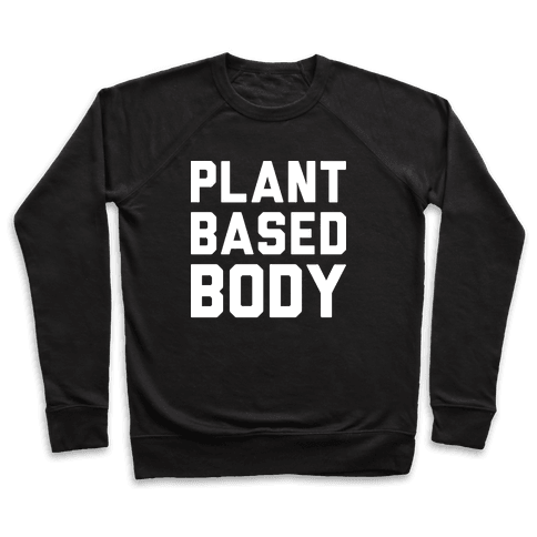 Plant Based Body Pullover