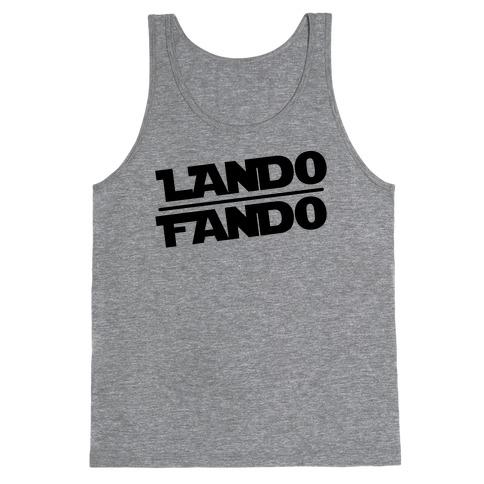 Lando Fando Parody Tank Top