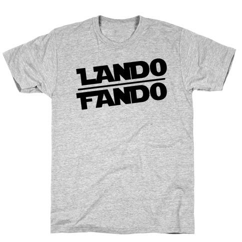 Lando Fando Parody T-Shirt