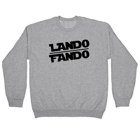 Lando Fando Parody Pullover