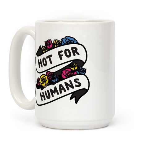 Hot For Humans Coffee Mug