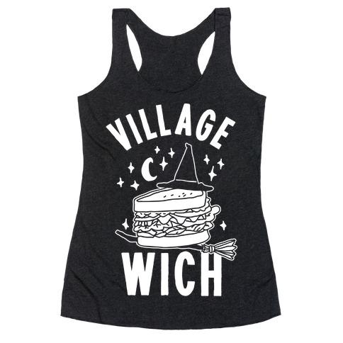Village Wich Racerback Tank Top