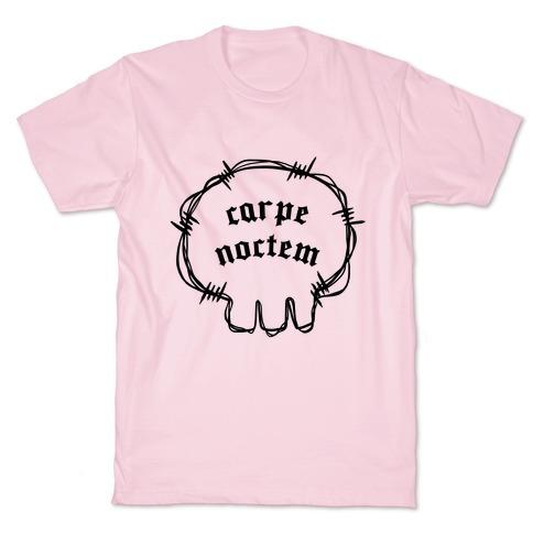Carpe Noctem (black)  T-Shirt