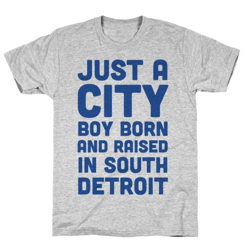 Just a City Boy (1 of 2 Pair) T-Shirt