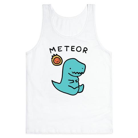 Meteor Dino Tank Top