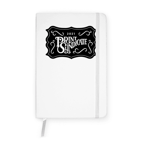 Print Syndicate Holiday 2020 Notebook